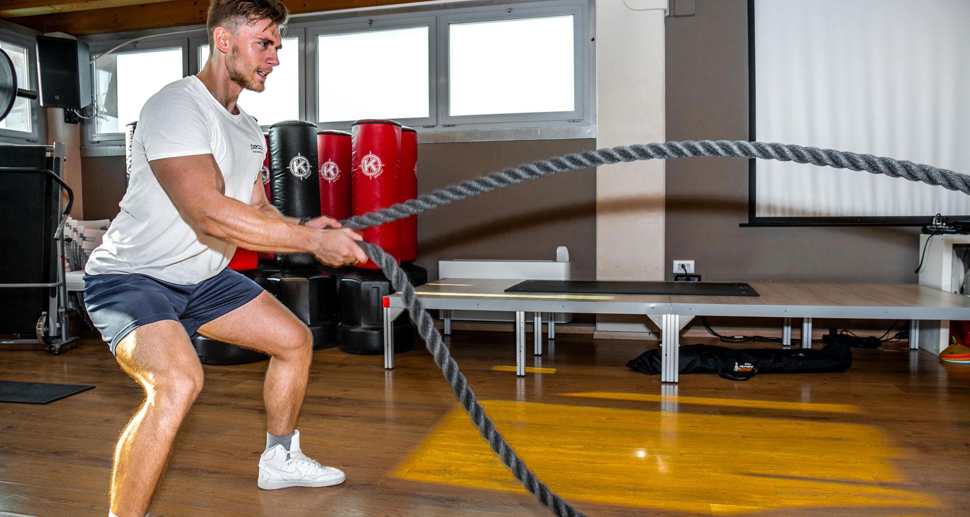 Palestra People Monselice Ampia Sala Attrezzata Personal Trainer Corsi Fitness