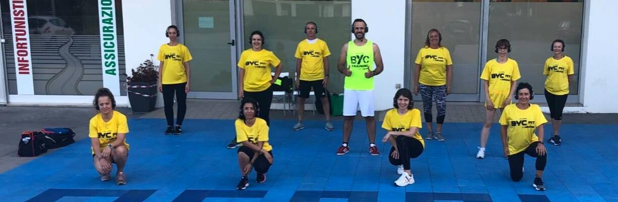 corsi fitness outdoor